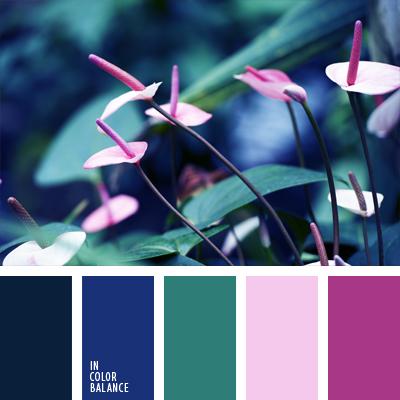 Цветовая палитра №695