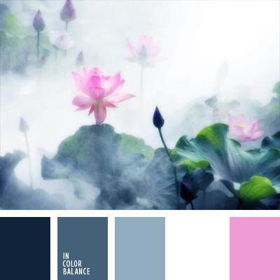 Цветовая палитра №697