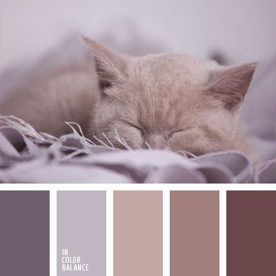 Цветовая палитра №716