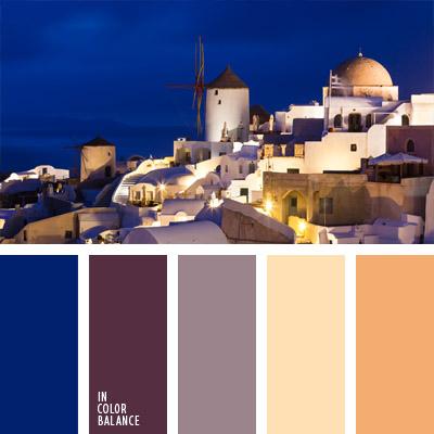 Цветовая палитра №718