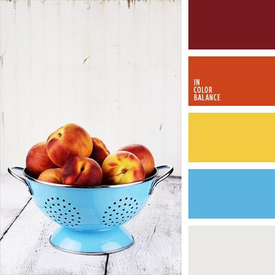 Цветовая палитра №725