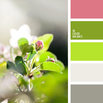 Цветовая палитра №730