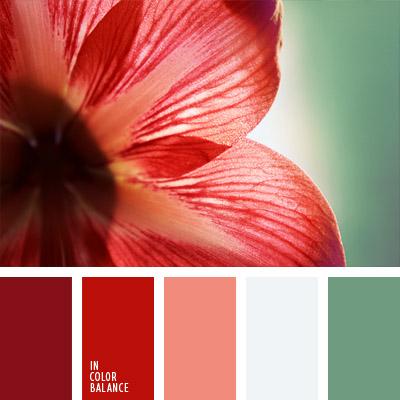 Цветовая палитра №734