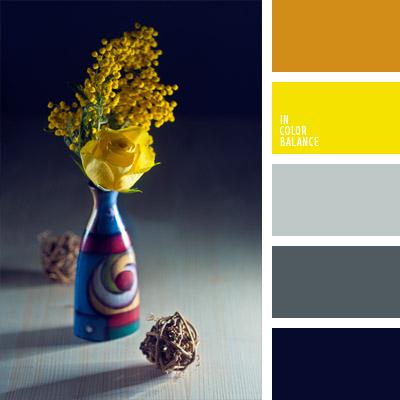 Цветовая палитра №743