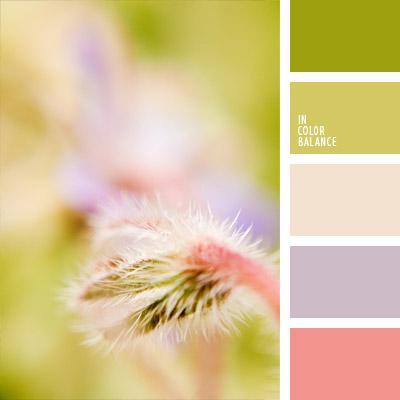 Цветовая палитра №748