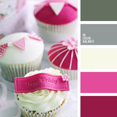 Цветовая палитра №753
