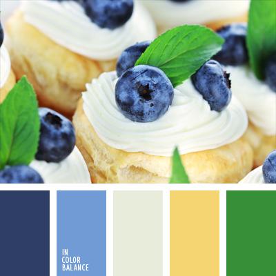 Цветовая палитра №757