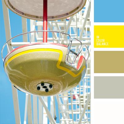 Цветовая палитра №762