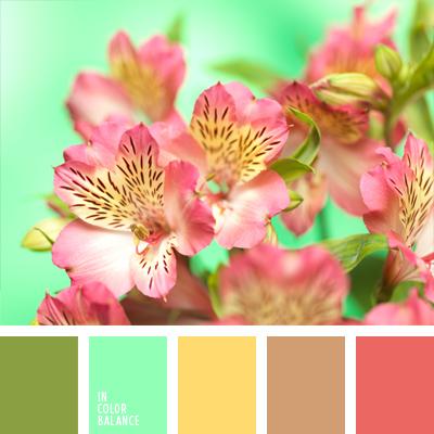 Цветовая палитра №767