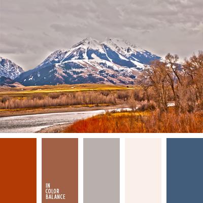 Цветовая палитра №768