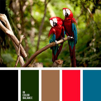 Цветовая палитра №773