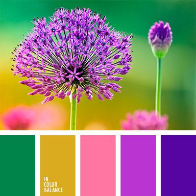 Цветовая палитра №777