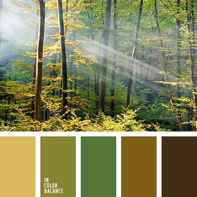 Цветовая палитра №788