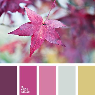 Цветовая палитра №789