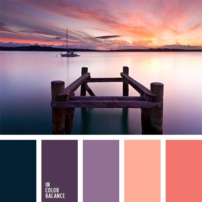 Цветовая палитра №796