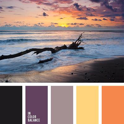 Цветовая палитра №805