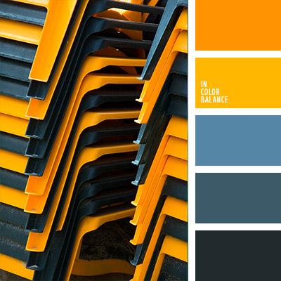 Цветовая палитра №809