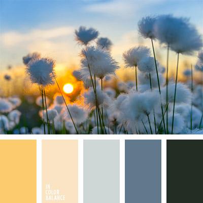Цветовая палитра №814