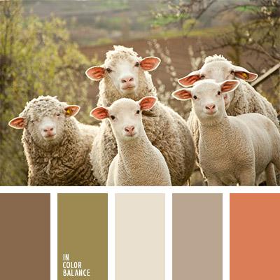 Цветовая палитра №826