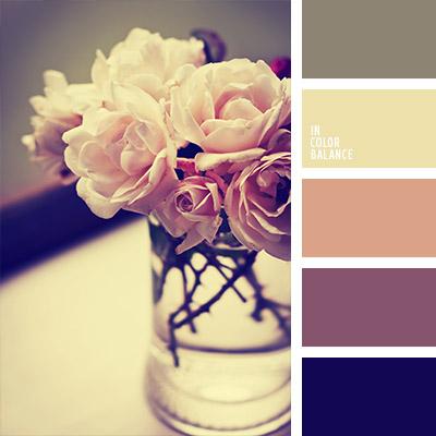 Цветовая палитра №827