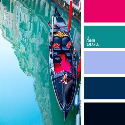 Цветовая палитра №838