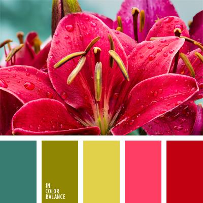 Цветовая палитра №839
