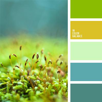 Цветовая палитра №841
