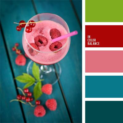Цветовая палитра №844