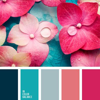 Цветовая палитра №847