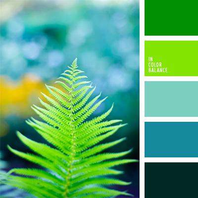 Цветовая палитра №848