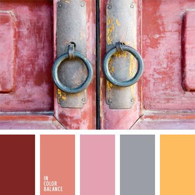 Цветовая палитра №851