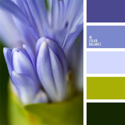 Цветовая палитра №852