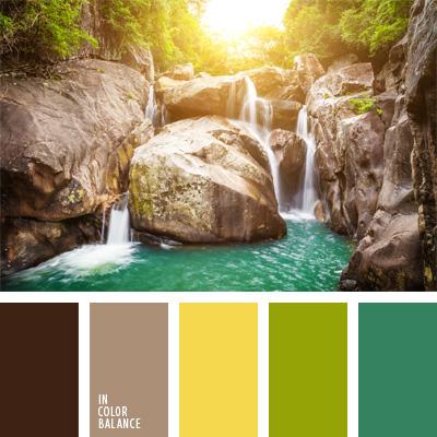 Цветовая палитра №853