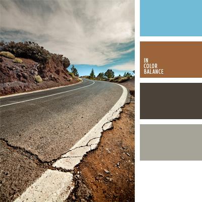 Цветовая палитра №856
