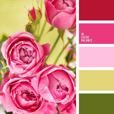 Цветовая палитра №861