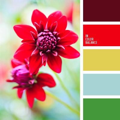 Цветовая палитра №863