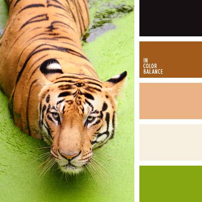 Цветовая палитра №864