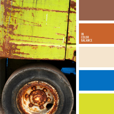 Цветовая палитра №865