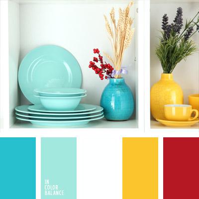 Цветовая палитра №867