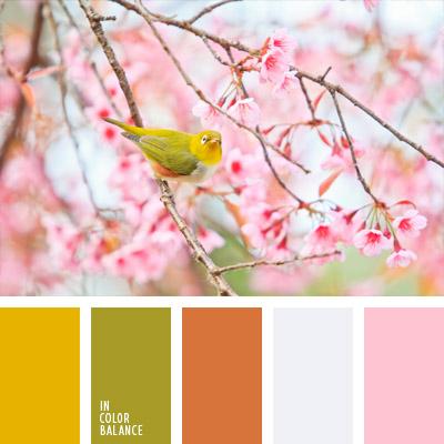 Цветовая палитра №869