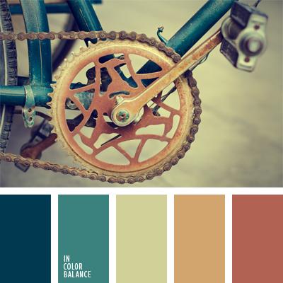 Цветовая палитра №872