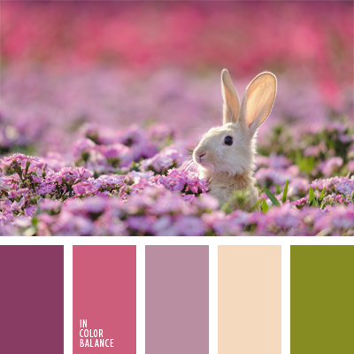 Цветовая палитра №875