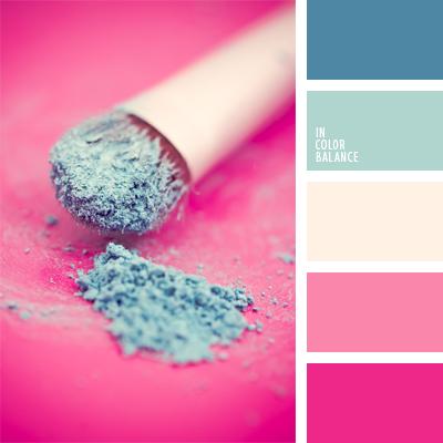 Цветовая палитра №878