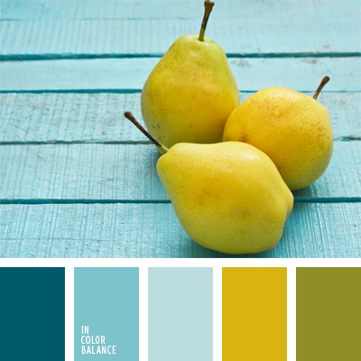 Цветовая палитра №882