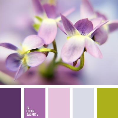 Цветовая палитра №885