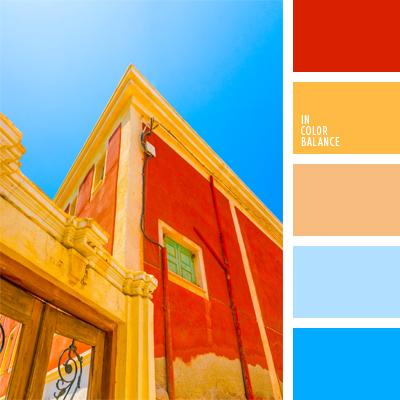 Цветовая палитра №888