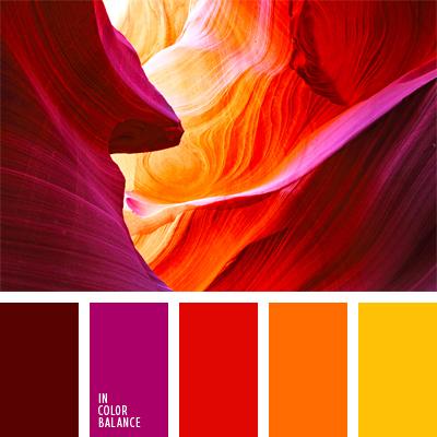 Цветовая палитра №897