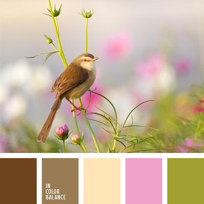 Цветовая палитра №909