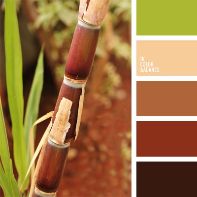 Цветовая палитра №921