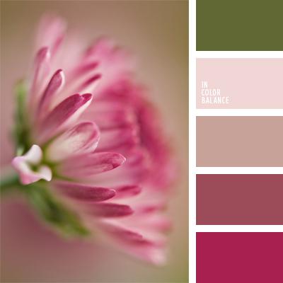 Цветовая палитра №922